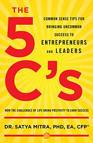 The 5 C's Book Cover